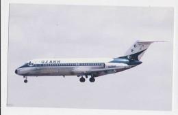 AI46 Aviation - Ozark DC-9 - 1946-....: Modern Era