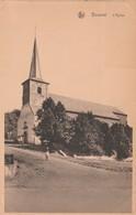 Bousval , église ( Genappe ) - Genappe
