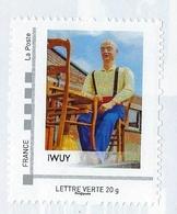 Iwuy  Les Géants Du Nord - Frankrijk