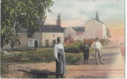 Montesson - Place De La République - Montesson
