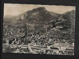 Grenoble Vu De Saint Nizier Du Moucherotte CPSM Isère - Grenoble
