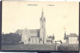 KERKHOVE - L'Eglise - Avelgem