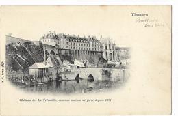 Thouars - Château De La Trémoïlle, Devenue Maison De Force Depuis 1871 - Thouars