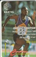 Barbados - Obadele Thompson - 125CBDB - Barbados