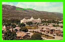 PORT-AU-PRINCE, HAITI - PLACE DES CHAMPS DE MARS -  EDITION PAUL COUBA - No 9C-K831-3 - - Haïti