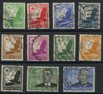 Allemagne Empire (1934) PA N 43 A 53 (o) - Deutschland