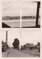 OORDEREN-2 ORIGINELE FOTO'S-AFBRAAK-27.08.1964-ZIE DE 2 SCANS-UNIEKE ARCHIEFSTUKKEN ! ! ! - België