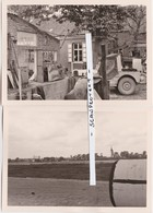OORDEREN-WILMARSDONK-2 ORIGINELE FOTO'S-AFBRAAK-27.08.1965-ZIE DE 2 SCANS-UNIEKE ARCHIEFSTUKKEN ! ! ! - België
