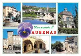AUBENAS 30(scan Recto-verso) MB2369 - Aubenas