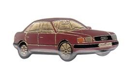 Pin's - VOITURE ROUGE - AUDI - Audi