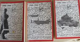 Arras Pendant La 2e Guerre. 3 Volumes - 1939-45