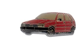 Pin's - VOITURE ROUGE - FIAT TIPO - Fiat