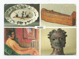 42 Loire Roanne Musée Multi Vues Dt Femme Nue De Jean Puy - Roanne
