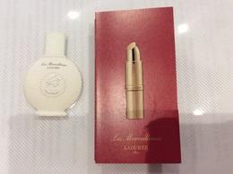 2 Cartes LA DURÉE - Perfume Cards