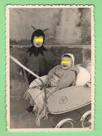 Bambini Baby Kids Children Enfants Kinder Old Photo - Foto