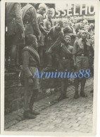 NSDAP - Pimpfe - DJ - Jungmädel (JM) - Hitlerjugend (HJ) - Rüdesheim Am Rhein, Drosselgasse, Drosselhof - Krieg, Militär