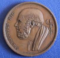 Jeton Societas Medica Tolosana 1827, Archaetypus Hic Sig. E Dubois F De Puymartin - Professionnels / De Société