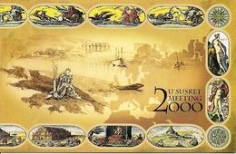 YUGOSLAVIA, 1999, Booklet Michel 9, Meeting 2000 - 1992-2003 Sozialistische Republik Jugoslawien