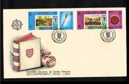 1983 - Europe CEPT FDC Great Britain-Jersey [JQ114] - Europa-CEPT