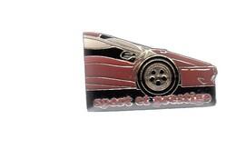Pin's - VOITURE ROUGE  - SPORT ET PRESTIGE - Badges