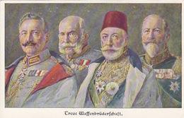 Treue Waffenbrüderschaft              (180426) - War 1914-18