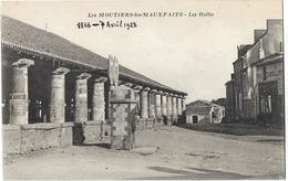 Les Moutiers-les-Mauxfaits - Les Halles - Moutiers Les Mauxfaits