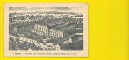 SENLIS Hôpital Temporaire N° 14 Couvent St Joseph De Cluny () Oise (60) - Senlis
