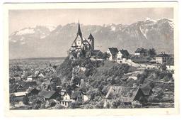 Österreich - Rankweil - Vorarlberg - Alte Ansicht 1949 - Rankweil