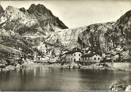 Alta Valle Seriana (Bergamo) Lago Canale Con La Diga Del Lago Nero - Bergamo