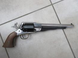 COPIE INCONNUE DE REVOLVER REMINGTON 1858 CAL 44 - Decorative Weapons