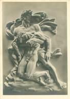 Carte    -   Sculptures - Hommes Nus , Arno Breker ,Camarades        B399 - Sculptures