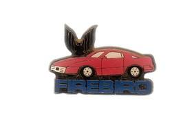 Pin's - VOITURE ROUGE -  FIREBIRD - Badges
