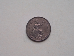 1944 - 1 Penny / KM 845 ( For Grade, Please See Photo ) ! - 1902-1971 : Monnaies Post-Victoriennes