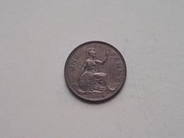 1944 - 1 Penny / KM 845 ( For Grade, Please See Photo ) ! - 1902-1971: Postviktorianische Münzen