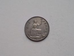 1940 - 1 Penny / KM 845 ( For Grade, Please See Photo ) ! - 1902-1971: Postviktorianische Münzen