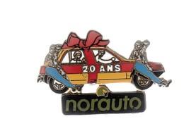 Pin's - PEUGEOT 205 - NORAUTO 20 ANS - Peugeot