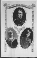 Le Roi Albert Ier Ses Fils - Koninklijke Families
