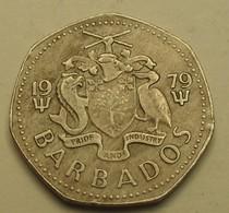 1979 - Barbades - Barbados - ONE DOLLAR - KM 14.1 - Barbados