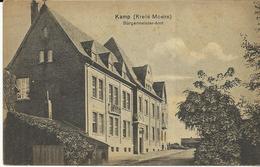 Kamp (Kreis Moers) Burgermeister Amt  (9299) - Mörs