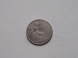 1918 - 1 Penny / KM 810 ( For Grade, Please See Photo ) ! - 1902-1971: Postviktorianische Münzen