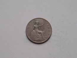 1919 - 1 Penny / KM 810 ( For Grade, Please See Photo ) ! - 1902-1971: Postviktorianische Münzen