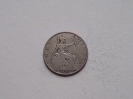 1905 - 1 Penny / KM 794.2 ( For Grade, Please See Photo ) ! - 1902-1971: Postviktorianische Münzen