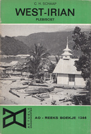AO-reeks Boekje 1266 - C.H. Schaap: West-Irian Plebisciet - 06-06-1969 - Historia