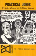 AO-reeks Boekje 1206 - Hans Kievid: Practical Jokes. De Grote Plagers En De Kleine Loeres - 29-03-1968 - Geschiedenis