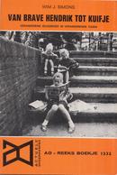 AO-reeks Boekje 1332 - Wim J. Simons: Van Brave Hendrik Tot Kuifje - 09-10-1970 - Geschiedenis