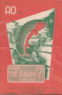 AO-reeks Boekje 567 - Kees Hana: De Zalm Sterft Uit ... In Ons Land - 01-07-1955 - History