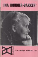 AO-reeks Boekje 1151 - Mej.J.E.A. Kiers: Ina Boudier-Bakker - 24-02-1967 - Geschiedenis