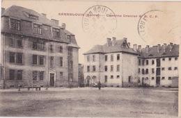 ALLEMAGNE - SARRELOUIS (SARRE) - Caserne Grenier - 9ème BCP - 1929 - Germany