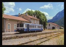 11  QUILLAN   ...  La  Gare Interieure - Autres Communes