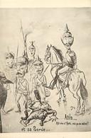 -guerre 1914-18 -ref M186- Illustrateurs - Illustrateur  -satirique -caricature Guillaume 2 Le Kaiser  - - War 1914-18
